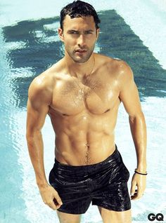 Noah Mills....now it's Noah turn in the pool!