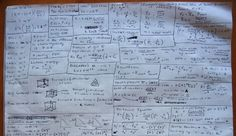 I once caught an 11th-grader who snuck a cheat sheet into the final exam.