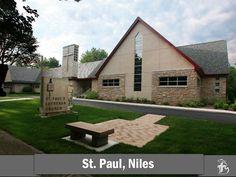 St. Paul Lutheran Church in Niles, Michigan #LCMS