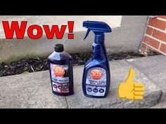 303 Car Wash & Touchless Sealant Review - YouTube Jeep Cherokee Trailhawk, Car Wash, Spray Bottle, Cleaning Supplies, Automobile, Make It Yourself, Youtube, Car, Cleaning Agent