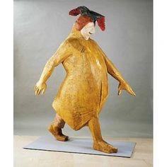 Francisco Leiro - Chinés Wood Sculpture, Medieval, Folk, Auction, Illustration, Inspire, Inspiration, Paper, Sculptures