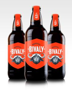 Hungarian Beers Redesigned by Csaba Bernáth, via Behance Better Living Through Beer http://pinterest.com/wineinajug/better-living-through-beer/