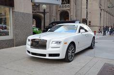 2018 Rolls-Royce Ghost Stock # R467 for sale near Chicago, IL | IL Rolls-Royce Dealer