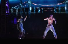 The biggest moment in Coachella 2012. Tupac Shakur performing with Snoop. Photo by Christopher Polk www.gettyimages.com