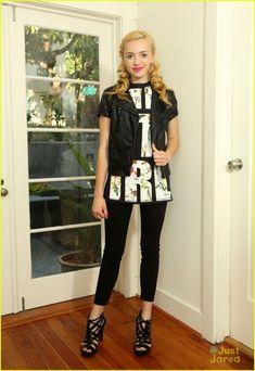Peyton List: Radio Disney Music Awards 2013 | peyton list rdma carpet 02 - Photo Gallery | Just Jared Jr.