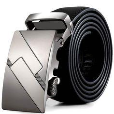 2016 New Design Leather Strap Belt for Men