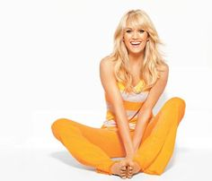 Carrie Underwood workout/eating habits!  Holy Moly!!!!!