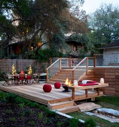 Popular Above Ground Pool Deck Ideas. This is just for you who has a Above Ground Pool in the house. Having a Above Ground Pool in a house is a great idea. Tag: a budget small yards Best Above Ground Pool, Above Ground Swimming Pools, In Ground Pools, Diy Deck, Diy Patio, Backyard Patio, Desert Backyard, Sloped Backyard, Diy Pool