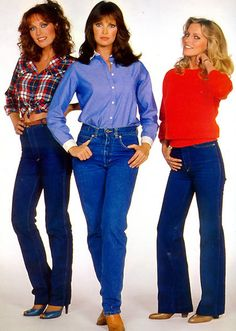 Charlie's Angels (1980) Tanya Roberts, Jaclyn Smith, Cheryl Ladd