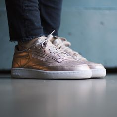 9e0297b5ad1 Reebok Classic - Club C 85 Melted Metal. Harper Store - Clothing & Sneakers.