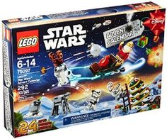 LEGO Star Wars 75097 Advent Calendar Building Kit -   - http://www.toyrange.com/toys-games/building-toys/lego-star-wars-75097-advent-calendar-building-kit-com/