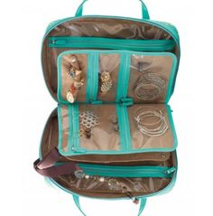jewelry organizer is perfect for traveling!! #organize :: Tips on organizing your life at NEAT Method