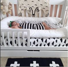 Grand DockATot - toddler bed transitions
