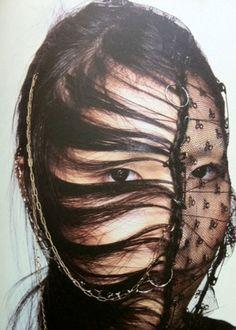 Katsuya Kamo and his 100 Headpieces   Design Catwalk   Morethanlove