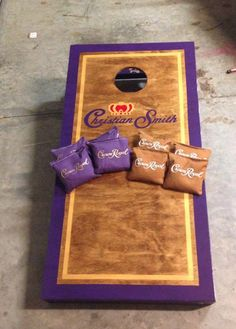Quilt Made Out Of Crown Royal Bags Here Are All The