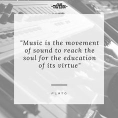 Plato. What more needs saying. A genius and a philosopher. The man brought about the first school of further education in western civilisation ☆ • <--- because of the big head... ✌ • #plato #quote #quotes #aristotle #greek #ancient #philosophy #philosopher #man #music #education