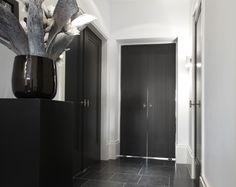 Amsterdam by Piet Boon - Bod'or black doors one panel door style