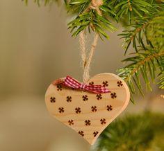 idée de déco d'arbre de Noël de design scandinave