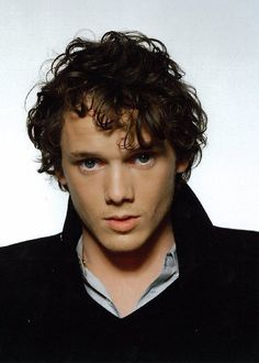 Anton Yelchin has been one of my favorite actors for quite a while, even though he wasn't well-known until recently. Love his voice!