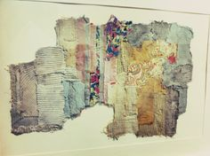 Fiber Optics: three artists works in textile