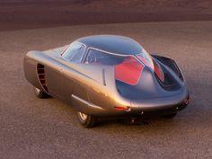 Alfa Romeo Sprint 1900 Bertone B.A.T. 5 (1953) coche car