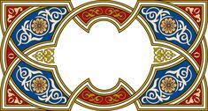 motif de viande Islamique ottoman (36)