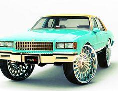 Fresha then a peppermint Custom Trucks, Custom Cars, Donk Cars, Pontiac, Chevrolet Caprice, Old School Cars, Car Mods, Chevy Impala, Us Cars