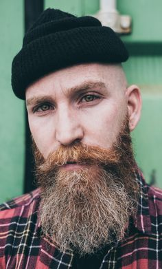 Bald with Beard— Four Beard Styles Every Bald Man Should Try For most men, going bald is not a choice. Bald With Beard, Bald Man, Full Beard, Beard Boy, Beard Game, Face Facial, Facial Hair, Doctor Images, Friendship Images