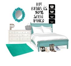 """""""Untitled #6"""" by themeltonkids on Polyvore featuring interior, interiors, interior design, home, home decor, interior decorating, Givenchy, Schutz, Circle G and Miu Miu"""