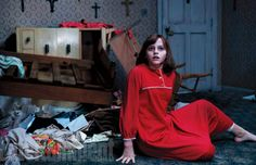There's nothing that pulls on the heartstrings like seeing a child in peril, and The Conjuring 2: The Enfield Poltergeist will have a pair of them! Speaking of which, EW gives us our first look at Madison Wolfe as Janet,… Continue Reading →