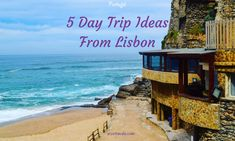 There are some great day trips to take from Lisbon, Portugal. Find some travel inspiration: Best Day Trips From Lisbon Portugal