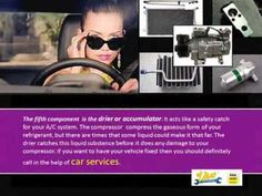 Auto Air conditioning Repair- Car Aircon Five Basic Components-Viva Auto Repairs