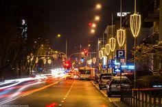 Świąteczny Białystok :) #Lipowa #Bialystok fot. Dawid Gromadzki