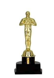 Cinema stars compete on to get the oscar