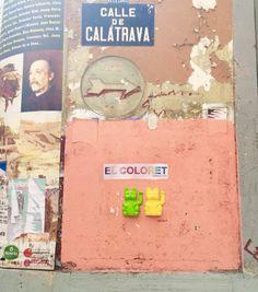 #Valencia - #Spain #elcoloret  srmiau.com  #art #arttoy #popart #arte #artepop #street #streetart #arteurbano #streetnews #streetartanarchy #figure #valencia #valenciagram #wall #urbanart #neko #maneki #luckycat #manekineko #cats #gatos #españa #elcarmen #elcarmenvalencia #sculpture #design #diseño #cool #photo #pic #originalart #original