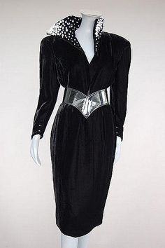 Suit Thierry Mugler, late 1980s Kerry Taylor Auctions