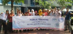 Public Training : Lead Auditor Course ISO 9001:2015 IRCA REGISTERED 25-29 JULI 2016