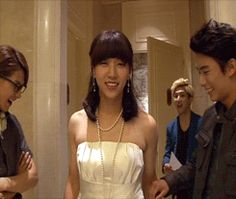 B1A4, Sandeul & Baro Hahaha...XD Loved this parody :3
