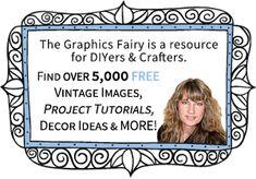 Vintage Images, DIY Tutorials & Craft Projects