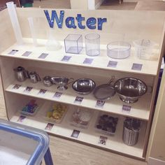 "52 Likes, 3 Comments - Miss G (@earlylearningwithmissg) on Instagram: ""Water area """