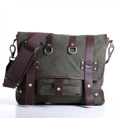 hopper - loden {will leather goods}