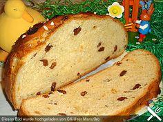 Böhmisches Osterbrot, ein sehr leckeres Rezept aus der Kategorie Brot und Brötchen. Bewertungen: 11. Durchschnitt: Ø 3,5. Family Meals, Family Recipes, Banana Bread, Muffins, Cooking, Ethnic Recipes, Sweet, Desserts, Food