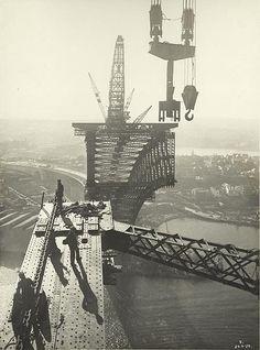 Sydney Harbour Bridge - Panel Point 7 Western Truss