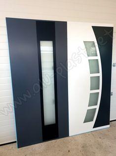 Aluminijumska i PVC stolarija po meri Aluminium Front Door, Doors, Gate