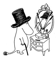 10 wonderful facts about Moominpappa that'll make you love him even more - Moomin Tove Jansson, Moomin Shop, Moomin House, Moomin Books, My Own Private Idaho, Moomin Valley, Hobgoblin, Story Characters, Trees To Plant