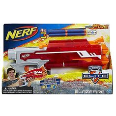 Nerf N-Strike Elite XD Sonic Fire Blazefire Exclusive >>> Learn more by visiting the image link. (This is an affiliate link) #SportsOutdoorPlay