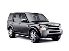 Land Rover Discovery 3 Pursuit Limited Edition (2007).