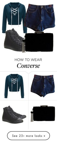 """Untitled #905"" by daniela-silva-souza on Polyvore featuring American Apparel and Topshop"