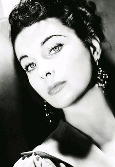 Vivien Leigh. Silver Screen Nostalgia