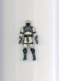 Vtg 2001 G.I.Joe ARAH COBRA NEO VIPER INFANTRY Action Figure #Hasbro